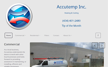 Accutemp Inc.