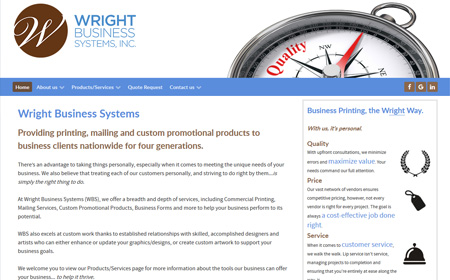 Wright Business Systems, Inc.
